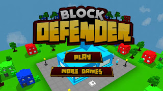 New Block Defender Mod Apk v1.1.2 Unlimited Life and Gold