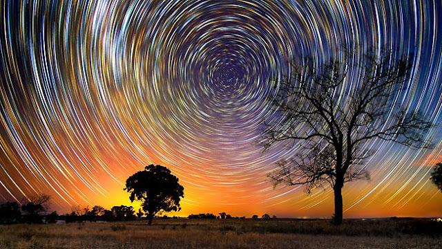 273137 lincoln harrison startrails صور مدهشة للنجوم في سماء استراليا ليلاً ''تقنية في التصوير فريدة من نوعها''