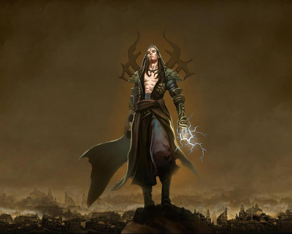 Diablo HD & Widescreen Wallpaper 0.0845769792093782