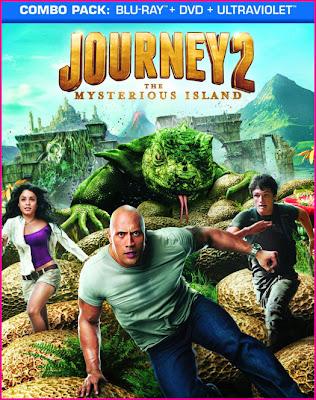 Viaje 2:La Isla Misteriosa(2012)720p BRRip 650MB mkv sub.esp