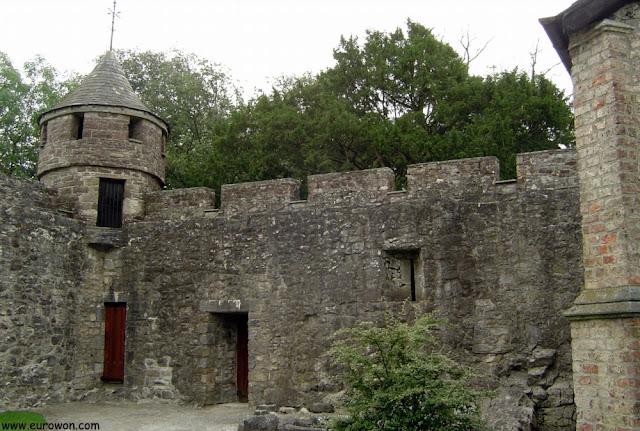 Torreta del Castillo de Cahir