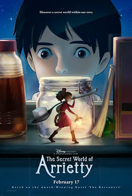 The Secret World of Arrietty Picture 1