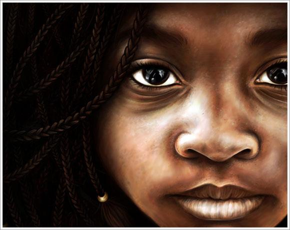صور اطفال جميلين, صور اطفال سود
