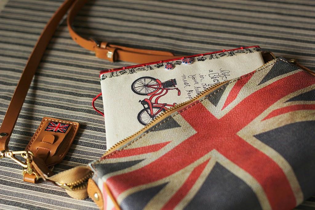 Британский флаг, блокнот с нуля, подарок к дню учителя