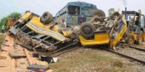 Over 900 train passengers escape death in Lagos