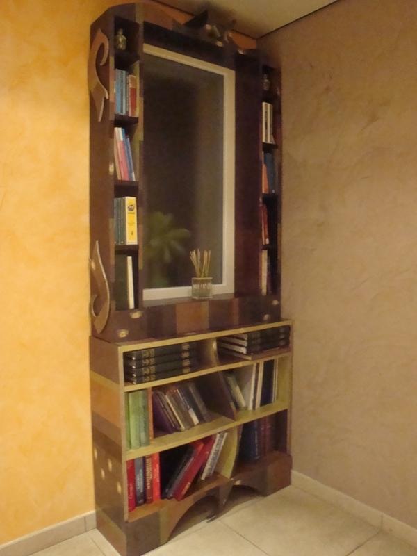 Muebles extremos con cart n quiero m s dise o for Muebles reciclados de diseno
