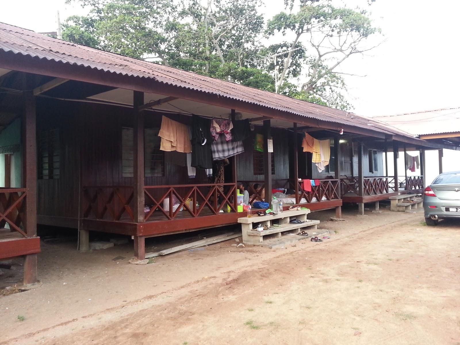 This Is Our Story Chalet Bajet Di Pengkalan Balak Melaka
