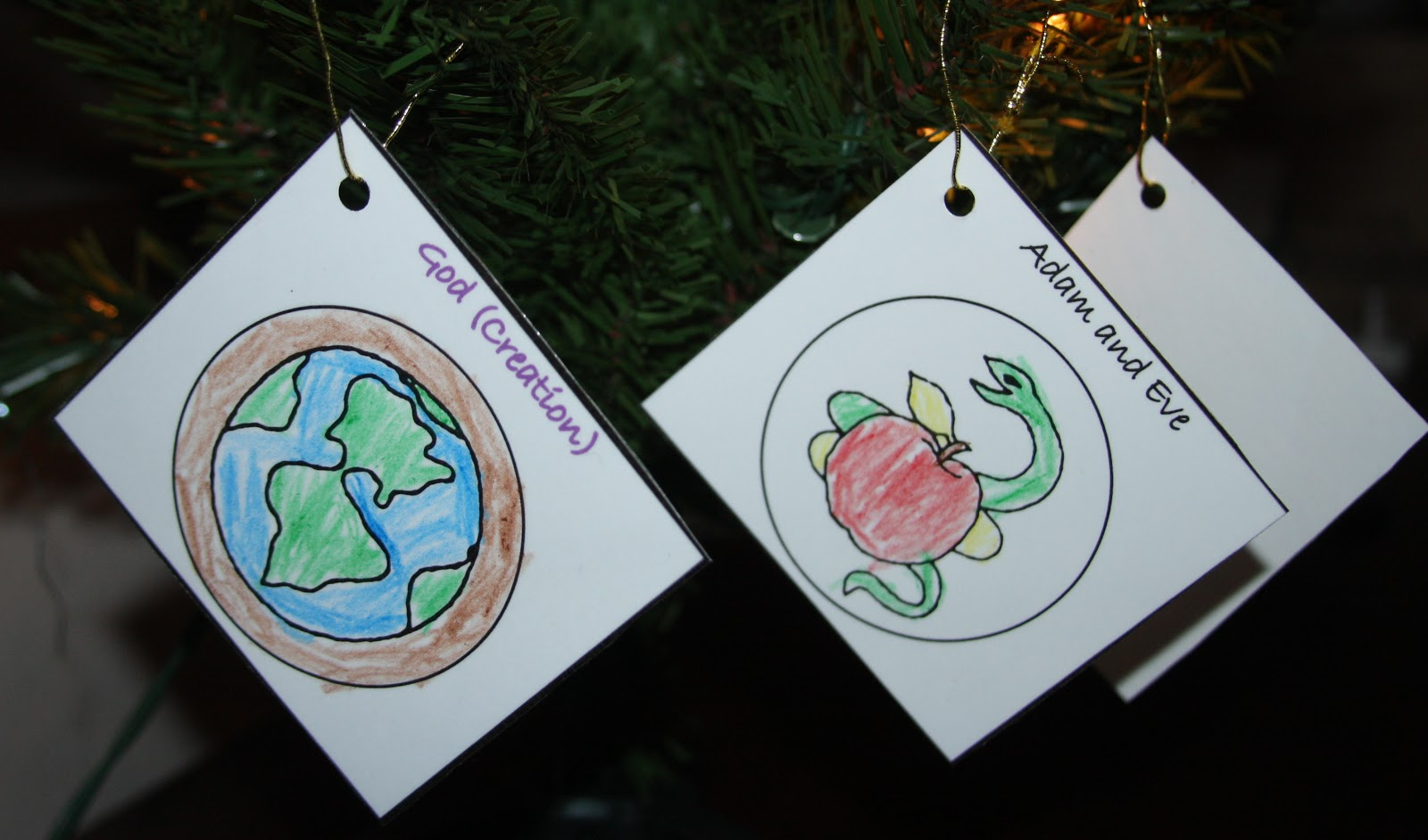 ... schedule, prayer cards, Scripture references, and printable ornaments