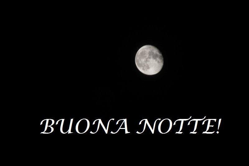 La luna, 10 ottobre 2014