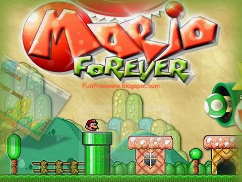 Super Mario 3: Mario Forever v.4.4
