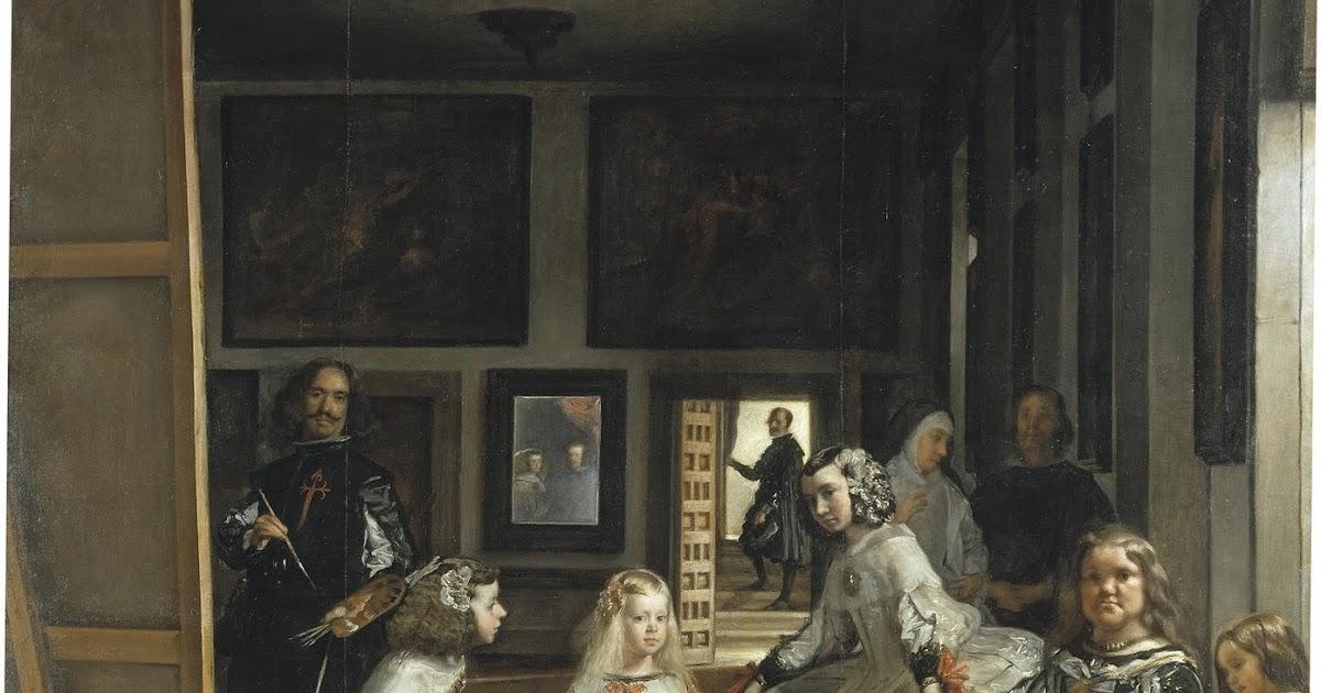Histoire des arts analyse des m nines diego velasquez for Velasquez venus au miroir