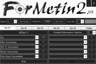 Metin2 Switch Efsunlama Hile Botu Yeni Versiyon indir