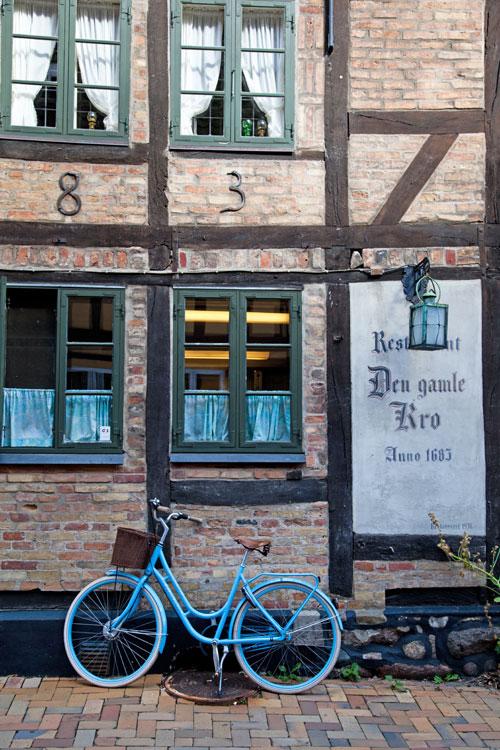 Amalie loves Denmark - Fünen, Hauptstadt Odense