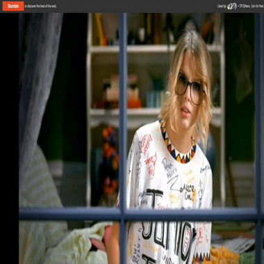 stumbleupon com - taylor swift - you belong with me