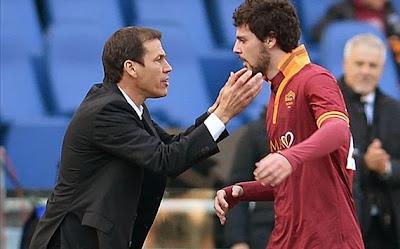 Xem lại đầy đủ trận AS Roma vs Fiorentina