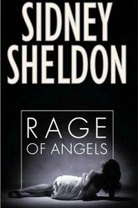 Cover of Rage of Angels, a novel by Sidney Sheldon