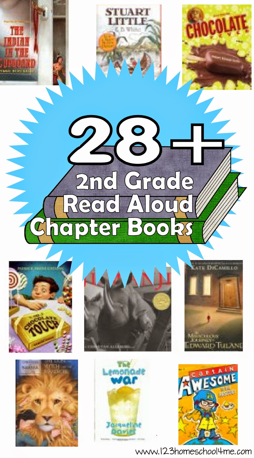 worksheet 2nd Grade Reading Books 2nd grade read aloud chapter books