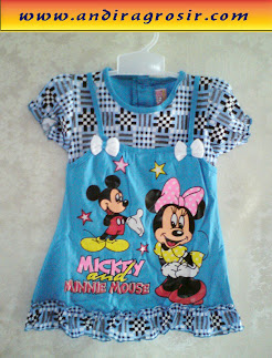 Dress Golden Mickey Pita