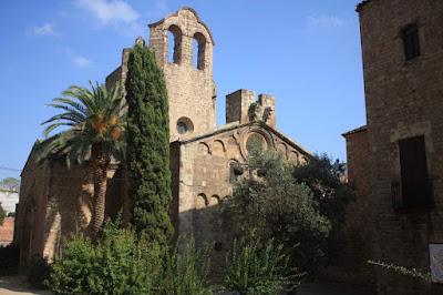 Sant Pau del Camp in El Raval