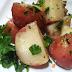 Red Potatoes Stir Fry Garlic & Parsley