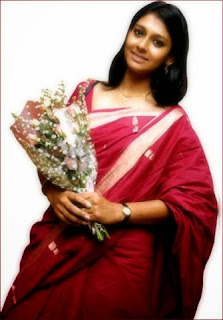 Nandita Das in saree