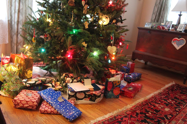 christmas morning met us with many a present under nc catherine and js tree to gird our spirits while wading through the process of opening such - Christmas Eve Snacks