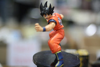 son goku action figure