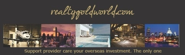 REALTY GOLD WORLD ADVERTISEMENT