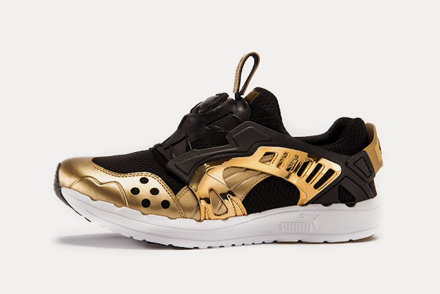 "Puma Future Disc Blaze Lite ""New Year's Eve"" Pack"
