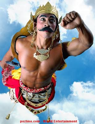 Tokoh Superhero Indonesia | Gatot Kaca