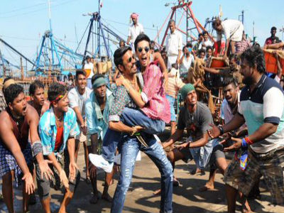 Maari Thara Local Video Song Leaked HD Shooting Spot Recorded Watch Online Free Download