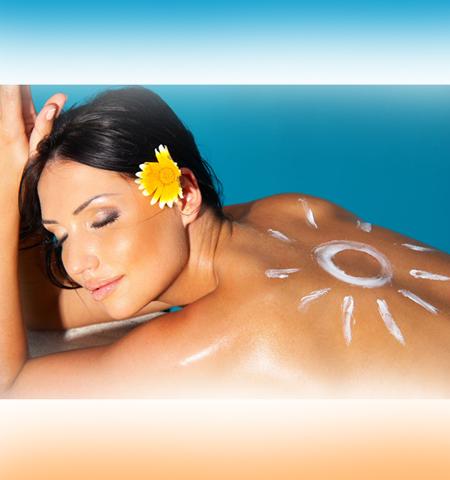 Предпазване от бръчки  със слънцезащитна козметика