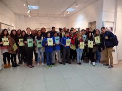 Εγκαίνια Έκθεσης και Βράβευση Μαθητών του 7ου Μαθητικού Διαγωνισμού Φωτογραφίας Δήμου Λευκάδας.