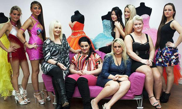 Thelma's gypsy girls thelma madine