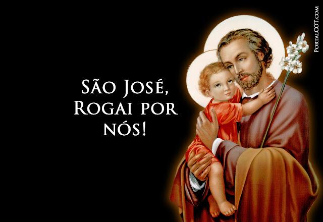 Santo do Dia - São José: 19/03/2013