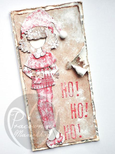 Pomocnica Świętego Mikołaja :)