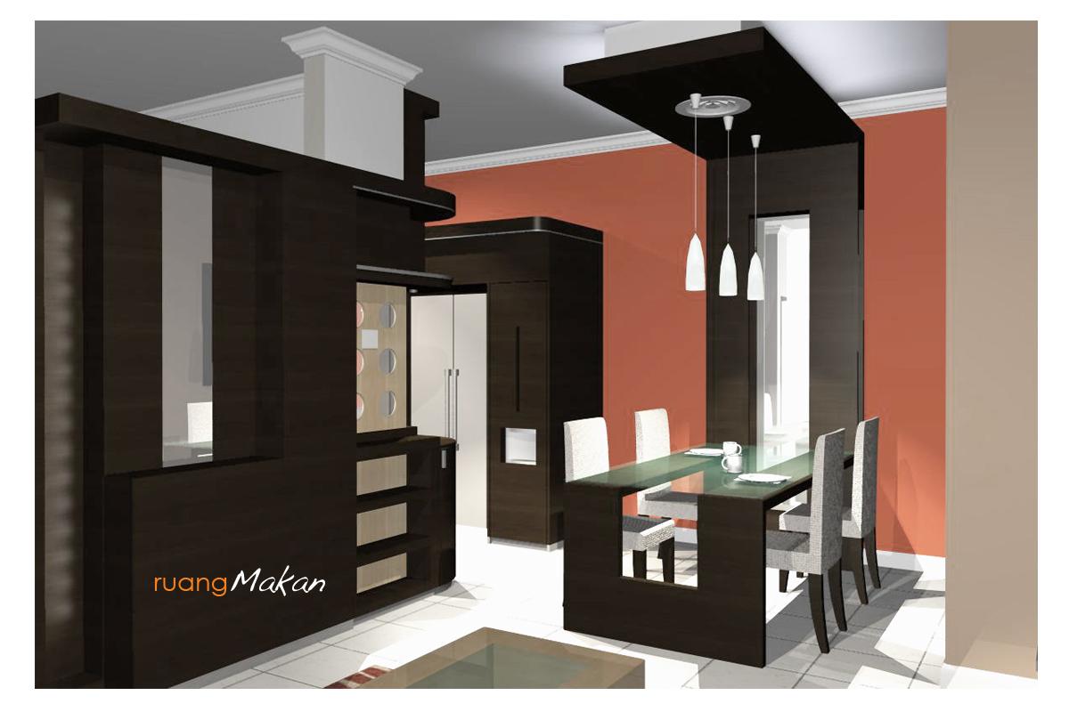 Design Sekat Ruangan