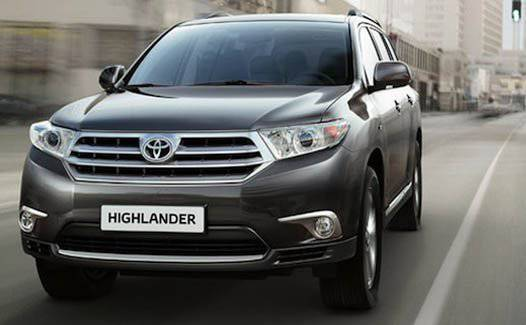 2013 toyota highlander crossover suv review car price and specs. Black Bedroom Furniture Sets. Home Design Ideas