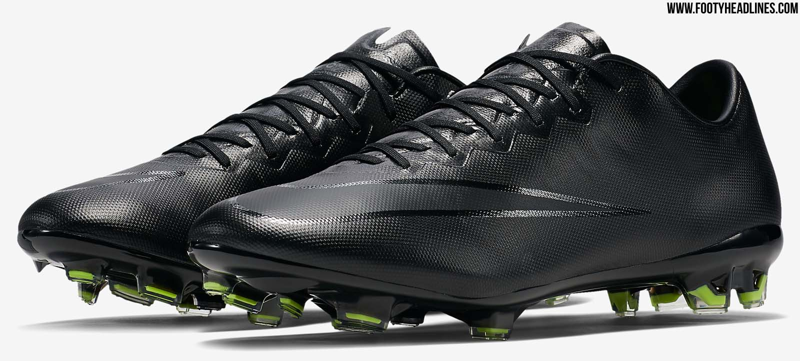 blackout nike mercurial vapor x academy pack boots. Black Bedroom Furniture Sets. Home Design Ideas
