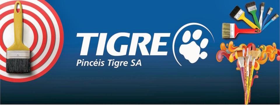Tigre Pincéis