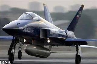 Qaher F-313 Advance Military Fighter Jet