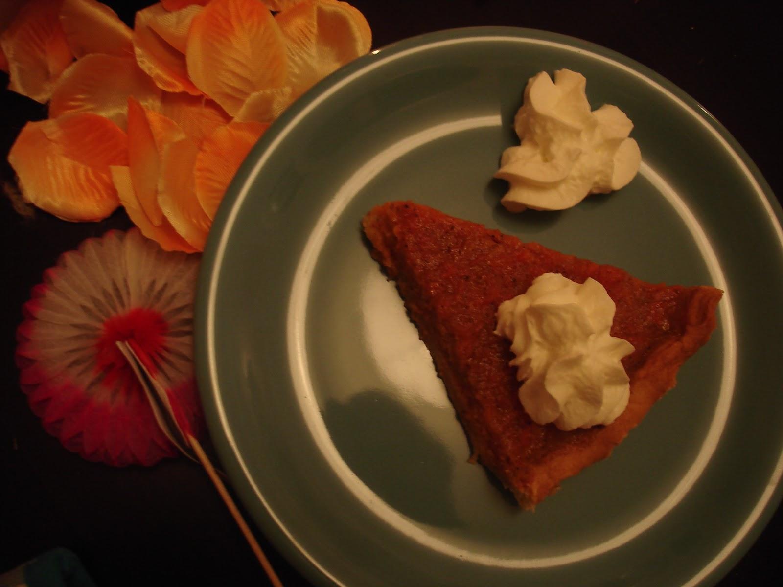 Dans la nouvelle cuisine de moe pumpkin pie for 10 mandamientos de la nouvelle cuisine