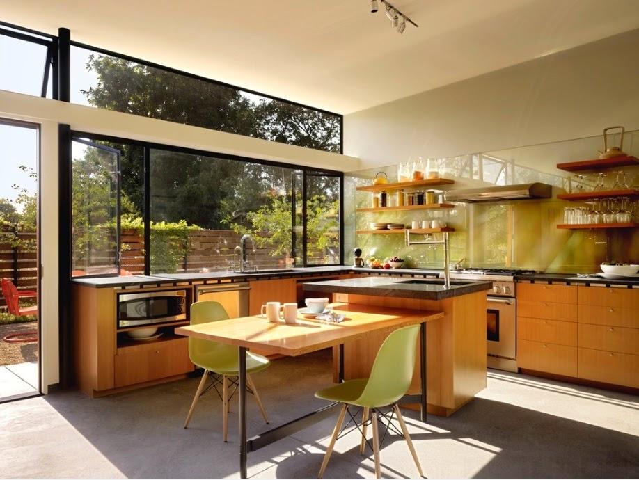 Hogares frescos 10 incre bles estilos para modernos for Gabinetes de cocina modernos