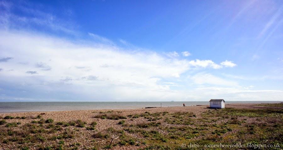 Deal Bay - Walking to Dover - Deal, Kent, UK