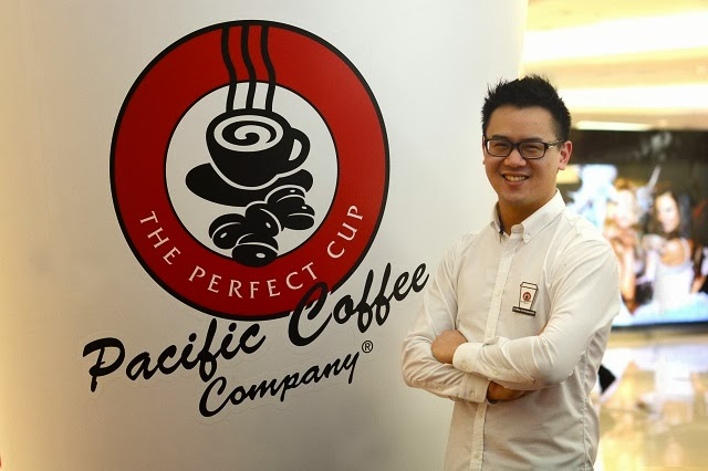 Pacific Coffee Company (PCC) organized a coffee and food pairing session hosted by PCC Coffee Ambassador Mike Yung.