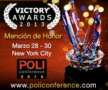 Mencin de Honor en los Victory Awards 2013