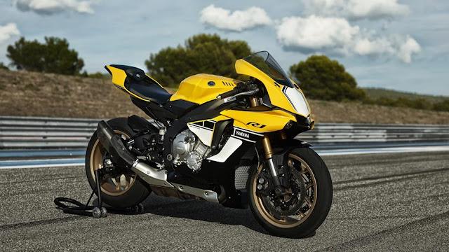 Spesifikasi Lengkap dan Harga Yamaha YZF-R1