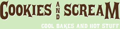 Cookies and Scream Logo London UK