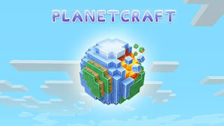 Screenshots of the Planet сraft for Android tablet, phone.