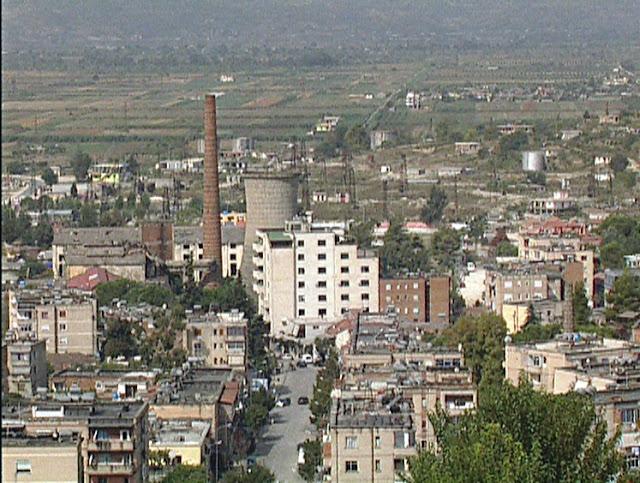 Qyteti i Kuçovë